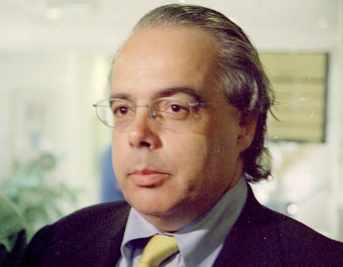 Dr. Uri Savir. (Photo: Dudu Parid)
