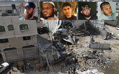 PRC terrorists reported killed in Gaza (Photo: AFP)