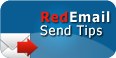 Red email - send news tips