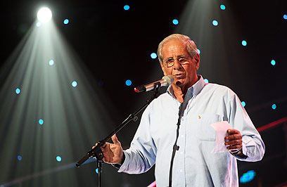 Chaim Topol. 'His diverse activity on stage earned the State of Israel a lot of respect' (Photo: Avishag Shaar Yashuv)