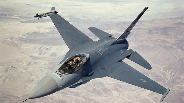 F-16 (Archive photo: Getty Images)
