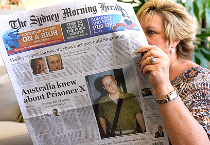 Affair exposed by Australian press (Photo: AFP)