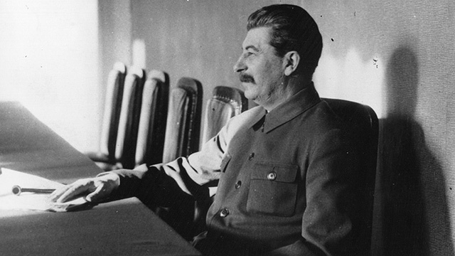 Stalin hoped that Israel's creation would lead to chaos in the region and bring about the downfall of the British Empire; and that Israel, with strong socialist leadership, might become a quasi-satellite of the Soviet Union (Photo: Getty Images)