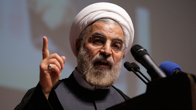Iran's president, backs Assad, Hezbollah (Photo: AP) (Photo: AP)