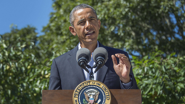 Obama calls off joint drills (Photo: AFP)