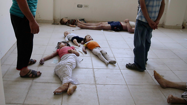 Bodies carry no marks (Photo: Reuters)