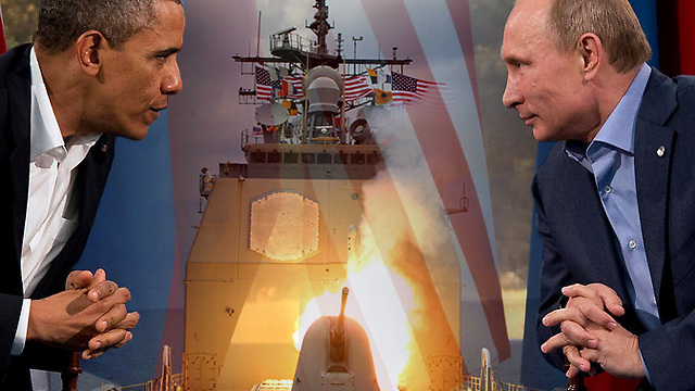 Obama and Putin to face-off in Syria? (Photo: AP, MCT)