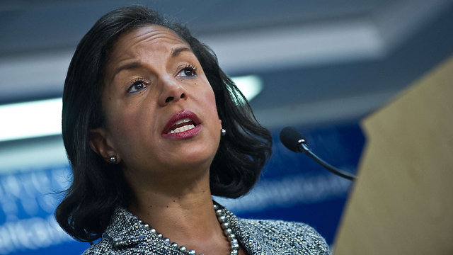 National Security Advisor Susan Rice (Photo: AFP) (Photo: AFP)