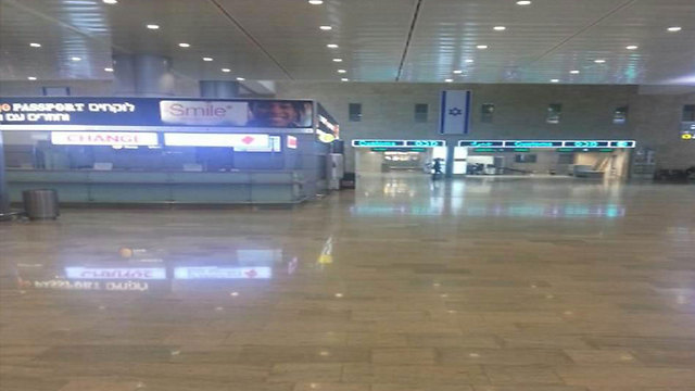 Mansouri's photo of Ben Gurion Airport