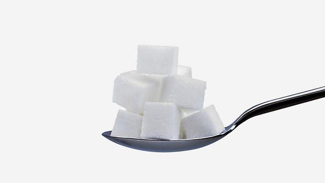 Israelis consume 170 grams of sugar per day on average - the most in the world. (Photo: Shutterstock)
