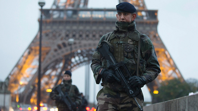 French soldiers (Photo: Reuters) (Photo: Reuters)