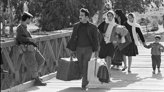 The Arab world stubbornly refused to rehabilitate the refugees  (Photo: UNRWA Archive)