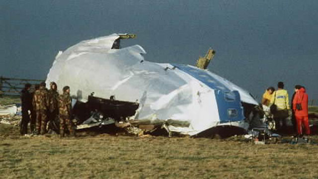 Lockerbie bombing (Photo: Reuters) (Photo: Reuters)