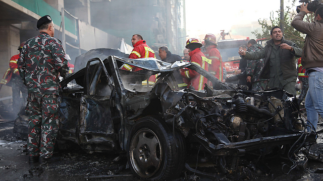 More than 70 wounded in blast (Photo: AFP)