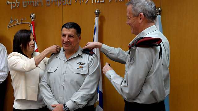 Yoav Mordechi becomes General of the COGAT Unit (Photo: IDF Spokesperson's Unit)