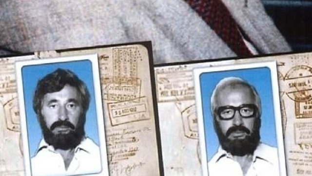 Peres reveals some of his disguises.