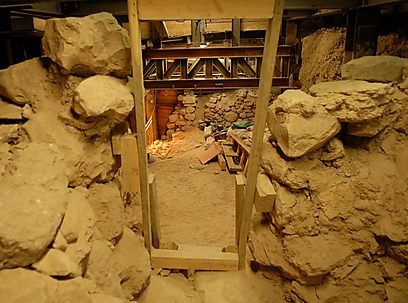 Fifteen-year-long archeological dig (Photo: Eli Mandelbaum)
