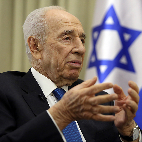 'I would continue to tackle the issue of peace' (Photo: Gil Yohanan)