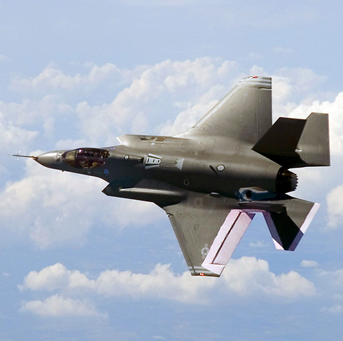 F-35 jet, one of the weapons Israel requested (Photo: AFP)  (Photo: AFP)