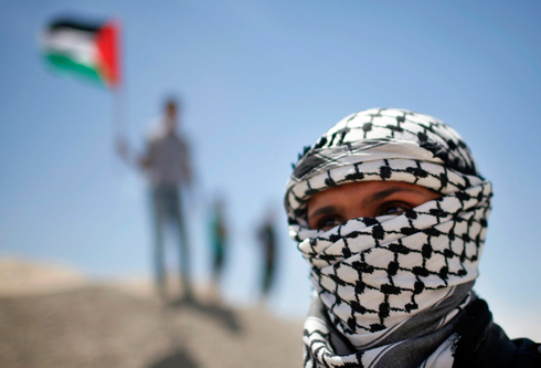 Clashes in Gaza (Photo: Reuters) (Photo: Reuters)