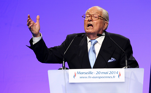 "Jean-Marie Le Pen: ""These were the enemies of the FN who only recently demanded the party's dissolution"" (Photo: MCT) (Photo: MCT)"