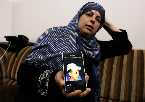 Mohammed's mother, Suha (Photo: Reuters)  (Photo: Reuters)
