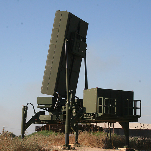 Eighth Iron Dome battery (Photo: Israeli Ministry of Defense) (Photo: Israeli Ministry of Defense)