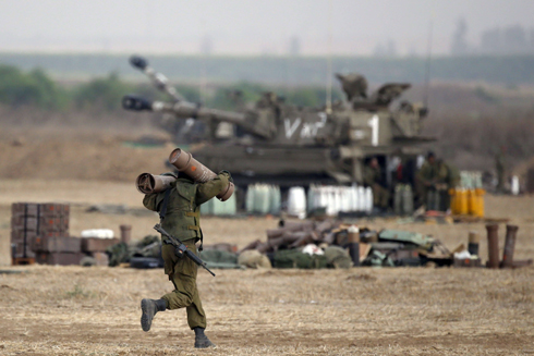 IDF troops in Gaza (Photo: AFP) (Photo: AFP)