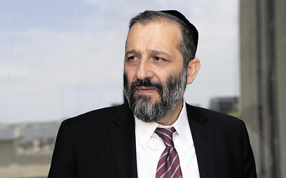 Deri: First and foremost, you need to look out for your public (Photo: Alex Kolomoisky) (Photo: Alex Kolomoisky)