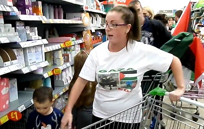 Removing products connected to Israel (Photo: YouTube Screenshot) (Photo: YouTube Screenshot)