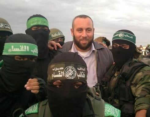 One of the last photos taken of Raed al-Attar.