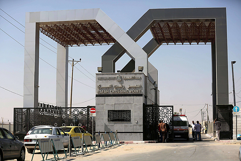 Rafah Border Crossing on Gaza-Egypt border has been mostly closed since October (Photo: AFP) (Photo: AFP)