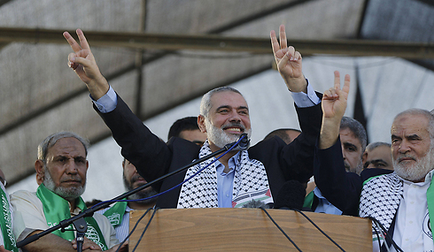 Ismail Haniyeh (Photo: AFP)