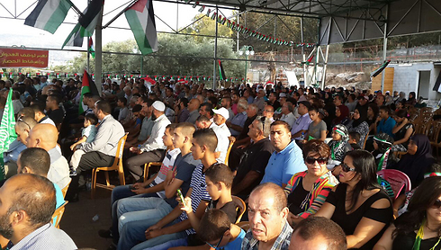 Some 2,000 people attended the festival. (Photo: Hassan Shaalan) (Photo: Hassan Shaalan)