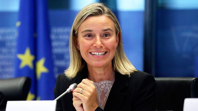 Federica Mogherini, High Representative of the European Union for Foreign Affairs and Security Policy (Archive photo: EPA)
