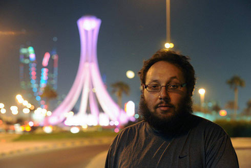 Jewish-American journalist Steven Sotloff (Photo: EPA)