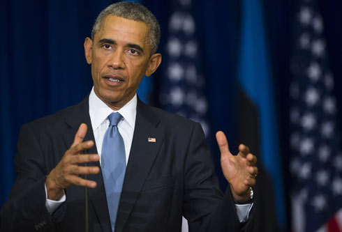 US President Barack Obama (Photo: AFP) (Photo: AFP)