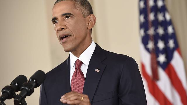 Obama announces war on Islamic State: Forced to take action (Photo: AFP) (Photo: AFP)