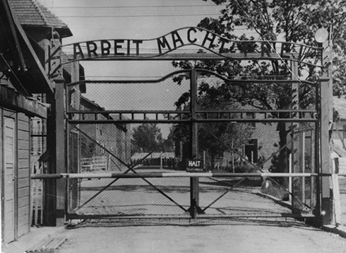 Auschwitz concentration camp (Photo: Associated Press) (Photo: Associated Press)