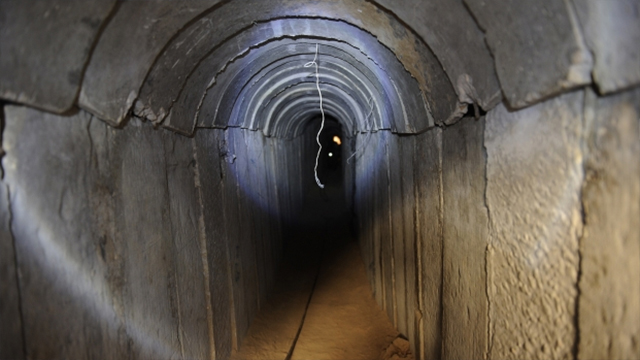 Hamas digging new tunnels