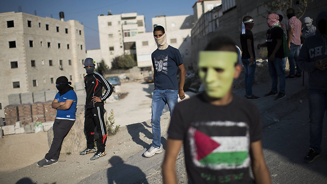 Idle Palestinian youth. That's the only reality they know (Photo: Getty Images)