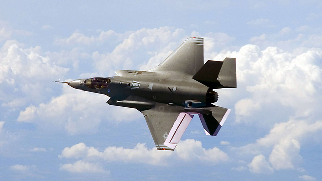 F-35 fighter jet: only for Israel (Photo: AFP) (Photo: AFP)