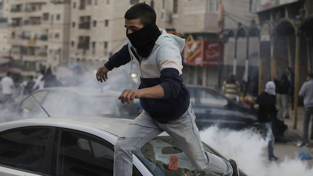 Clashes in Jerusalem: Not an intifada (Photo: AFP) (Photo: AFP)