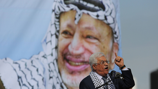 Abbas doesn't possess Arafat's abilities to lead the Palestinians to peace or war (Photo: AFP) (Photo: AFP)