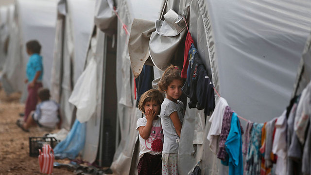 Some 3.73 million Syrians have fled the country (Photo: AP) (Photo: AP)