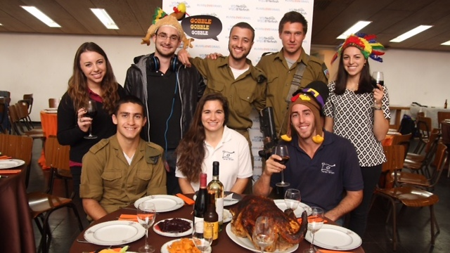 The past year also saw a 10% increase in lone soldiers who make aliyah without immediate family (Photo: Yonit Schiller, courtesy of Nefesh B'Nefesh)