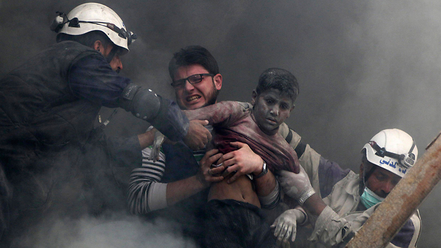 Syrian death toll crosses 210,000 (Photo: Reuters)