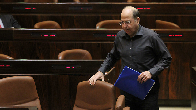 Defense Minister Moshe Ya'alon (Photo: Ido Erez)
