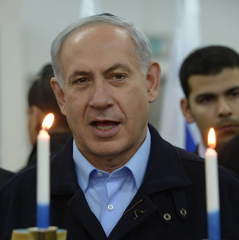 Netanyahu recieves hefty US funding. (Photo: Amos Ben Gershom/GPO) (Photo: Amos Ben Gershom, GPO)