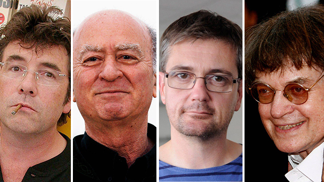 Four of France's top cartoonists killed in attack: Cabut, Charb, Wolinski and Tignous (Photo: EPA) (Photo: EPA)